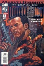 Marvel Knights Double Shot Comics